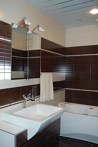 Ванная комната дизайн эконом